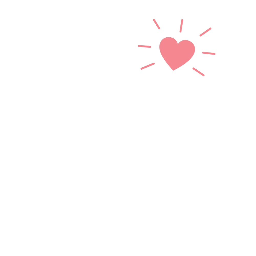 We Give Love: A donation is made to Friends From Iowa Foundation for every website built by Jennifer-Franklin.com.