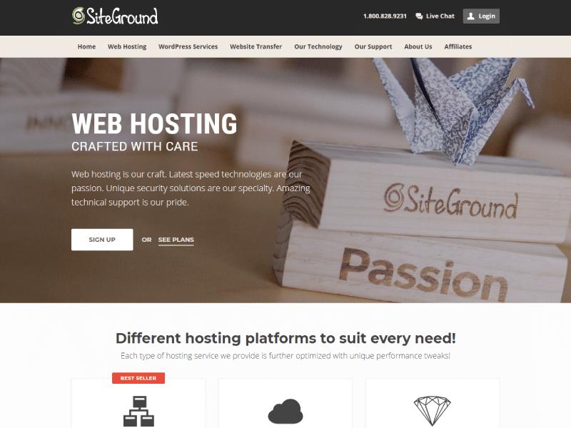 WordPress Resources | Web Hosting | SiteGround | Jennifer-Franklin.com