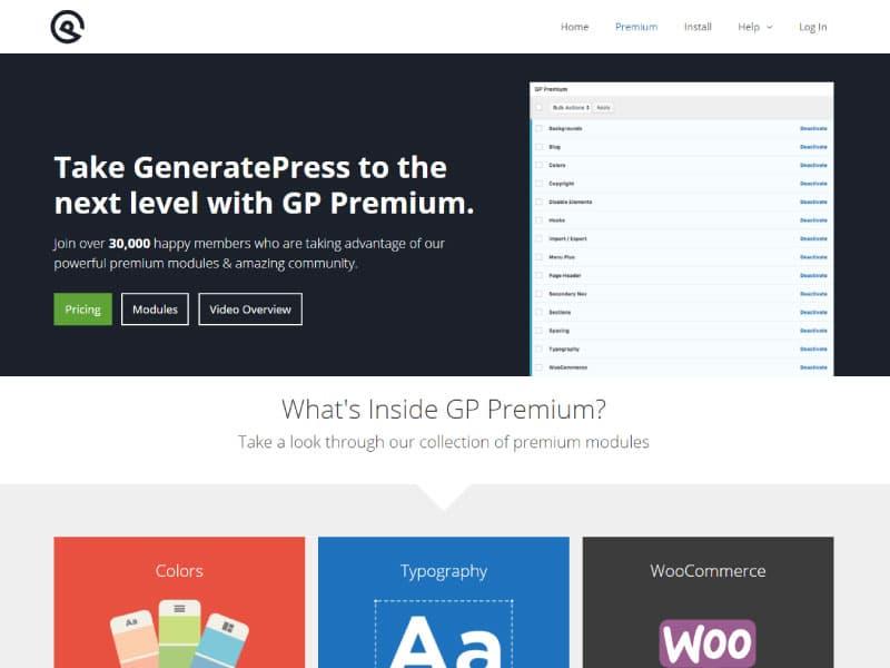 WordPress Plugin | GeneratePress Premium | Jennifer-Franklin.com