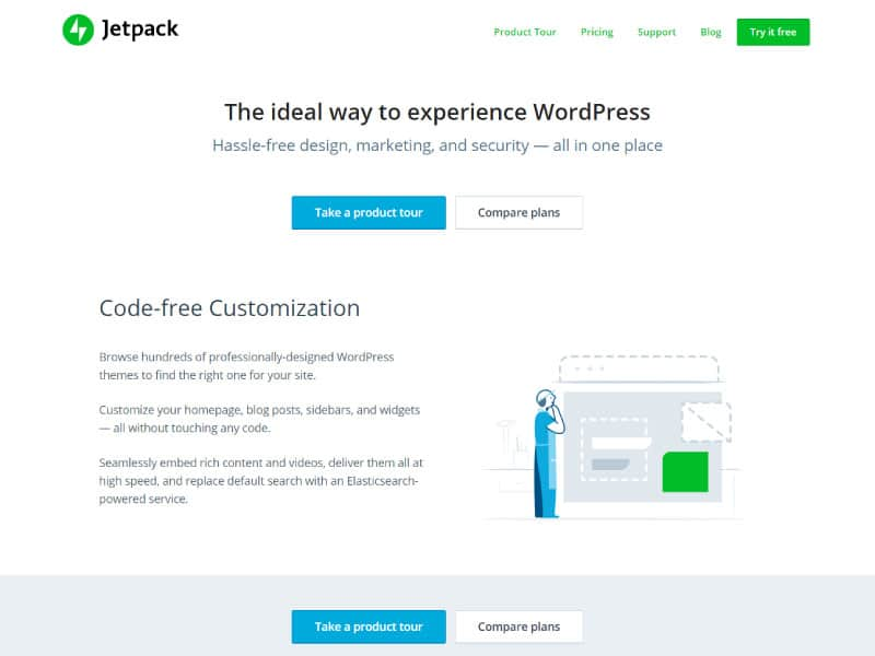 WordPress Plugin | JetPack | Jennifer-Franklin.com
