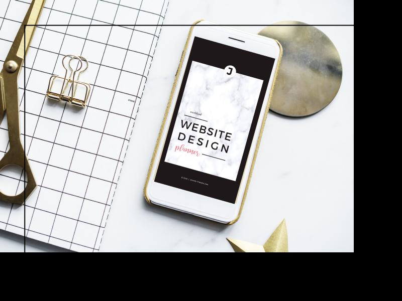 Website Design Tips For Beginners   Website Font Combinations   Website Design Planner   Free Download   Jennifer-Franklin.com